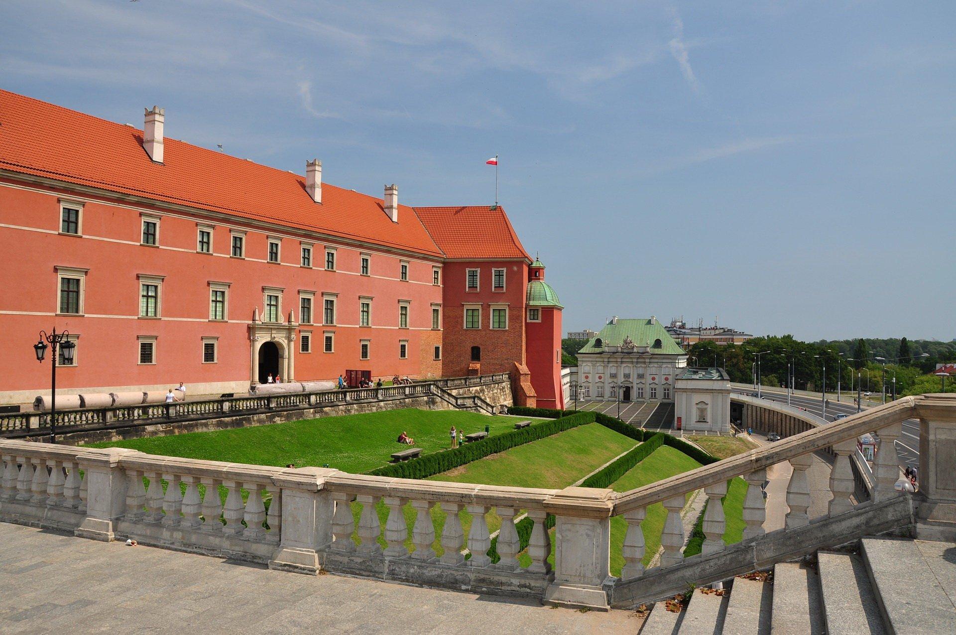 Zamki w Warszawie atrakcje da dzieci