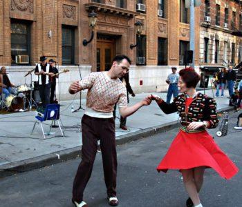Tańce-połamańce