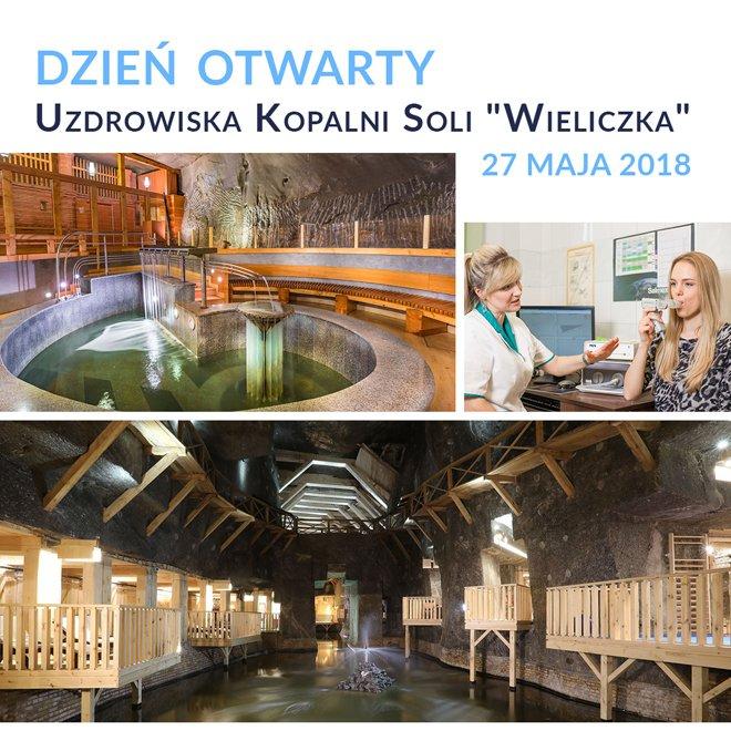Dzień Otwarty Uzdrowiska Kopalnia Soli Wieliczka