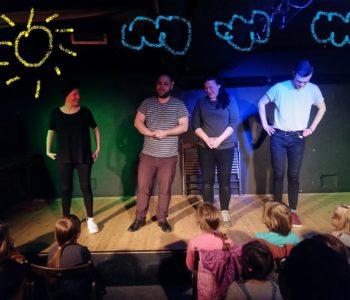 Nikt Nic Nie Wie – kolejny improwizowany spektakl dla dzieci