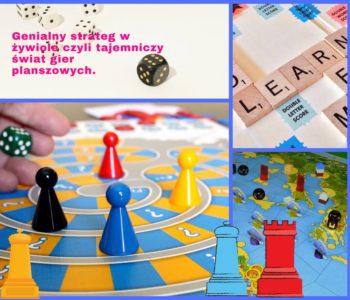 Półkolonie dla dzieci z Fundacją Kombinatory - genialny strateg w swoim żywiole
