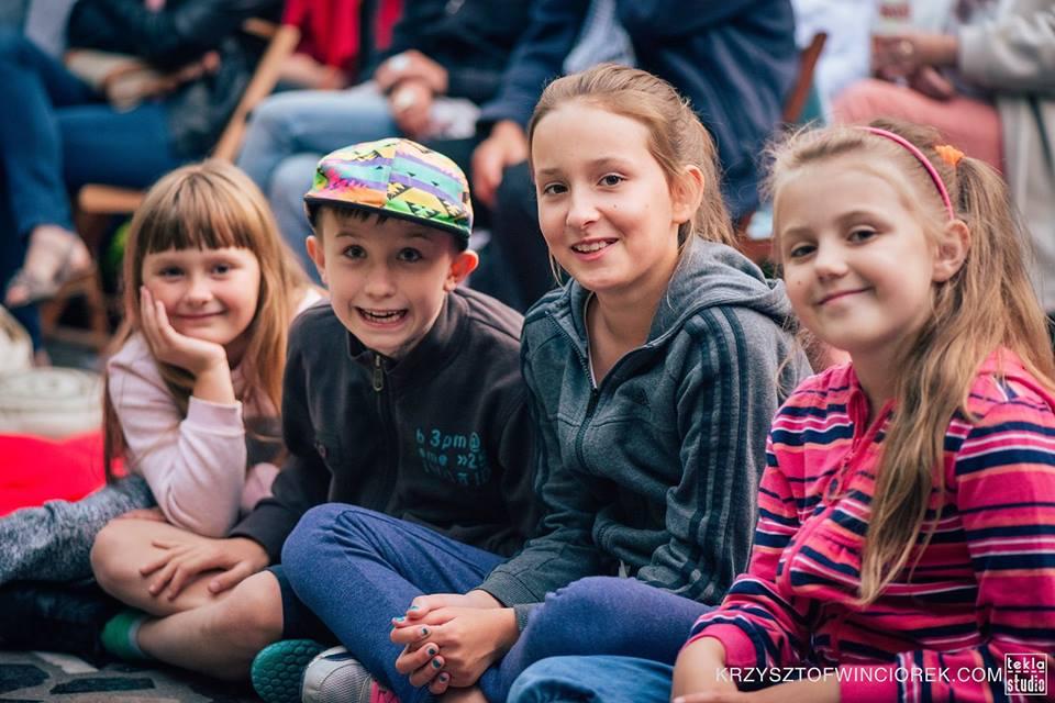 Teatr Gdynia Główna - Dzień Dziecka