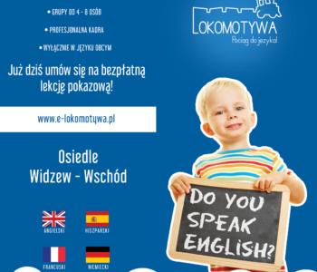 Zapisy na rok szkolny 2018/2019 w Lokomotywie!