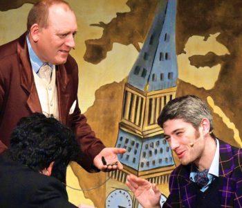 Niesamowita przygoda Passepartout i Phileasa Fogga - musical dla Dzieci