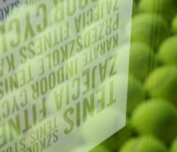 Wakacje z tenisem - półkolonie. Zapisy