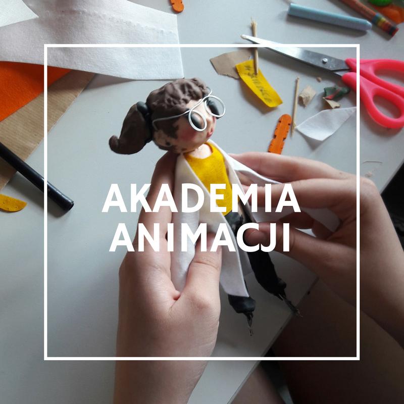 Akademia Animacji - młodzi animatorzy wchodzą na plan