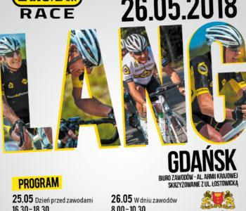 Weekend z rowerowymi imprezami Czesława Langa w Gdańsku