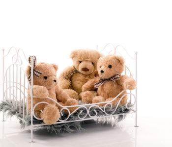 Sen Niedźwiedzia, wierszyk dla dzieci do poduszki