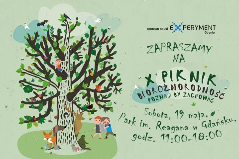 X. Piknik Bioróżnorodność