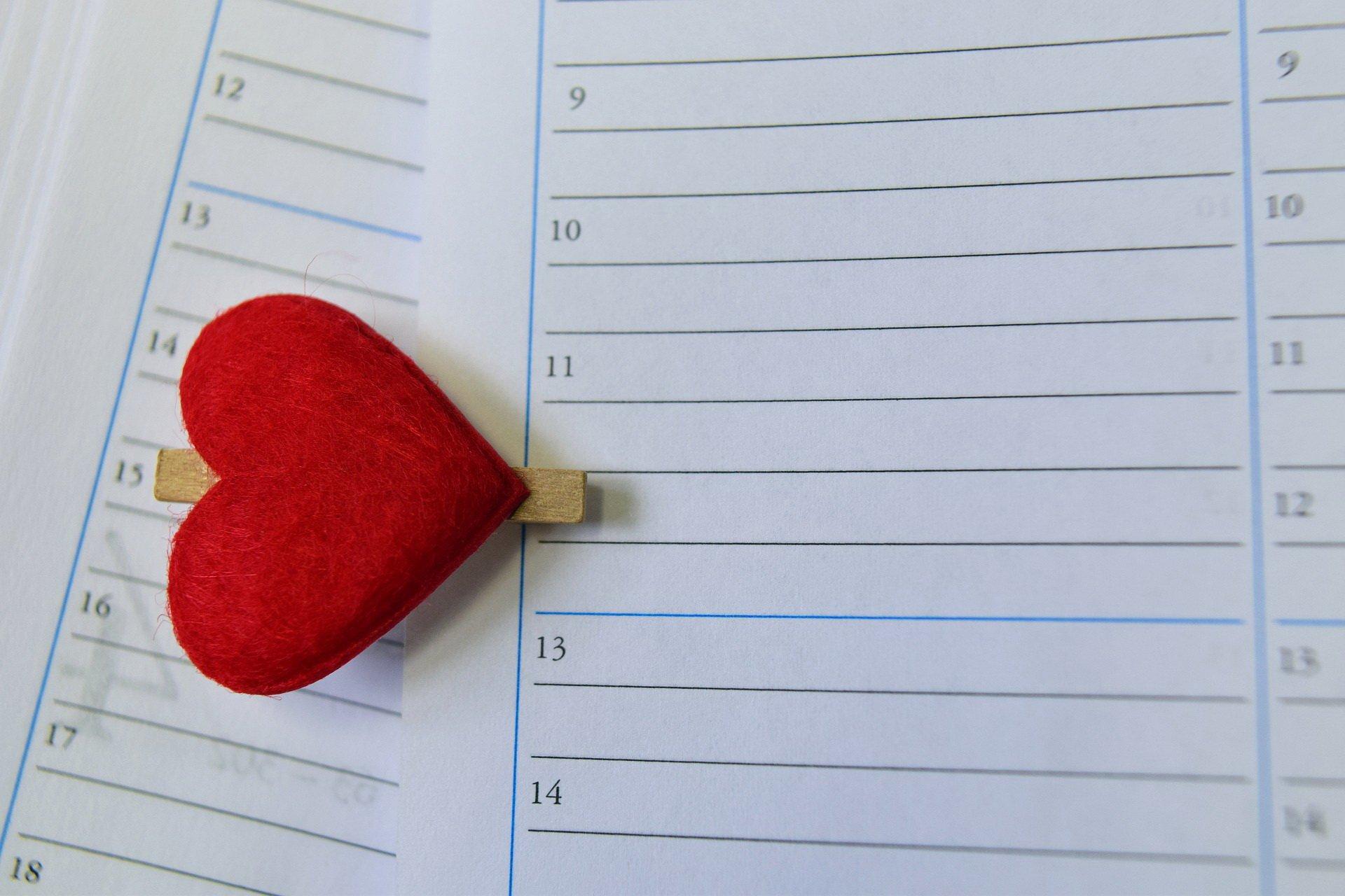 Kalendarz dla Babci, życzenia na Dzień Babci