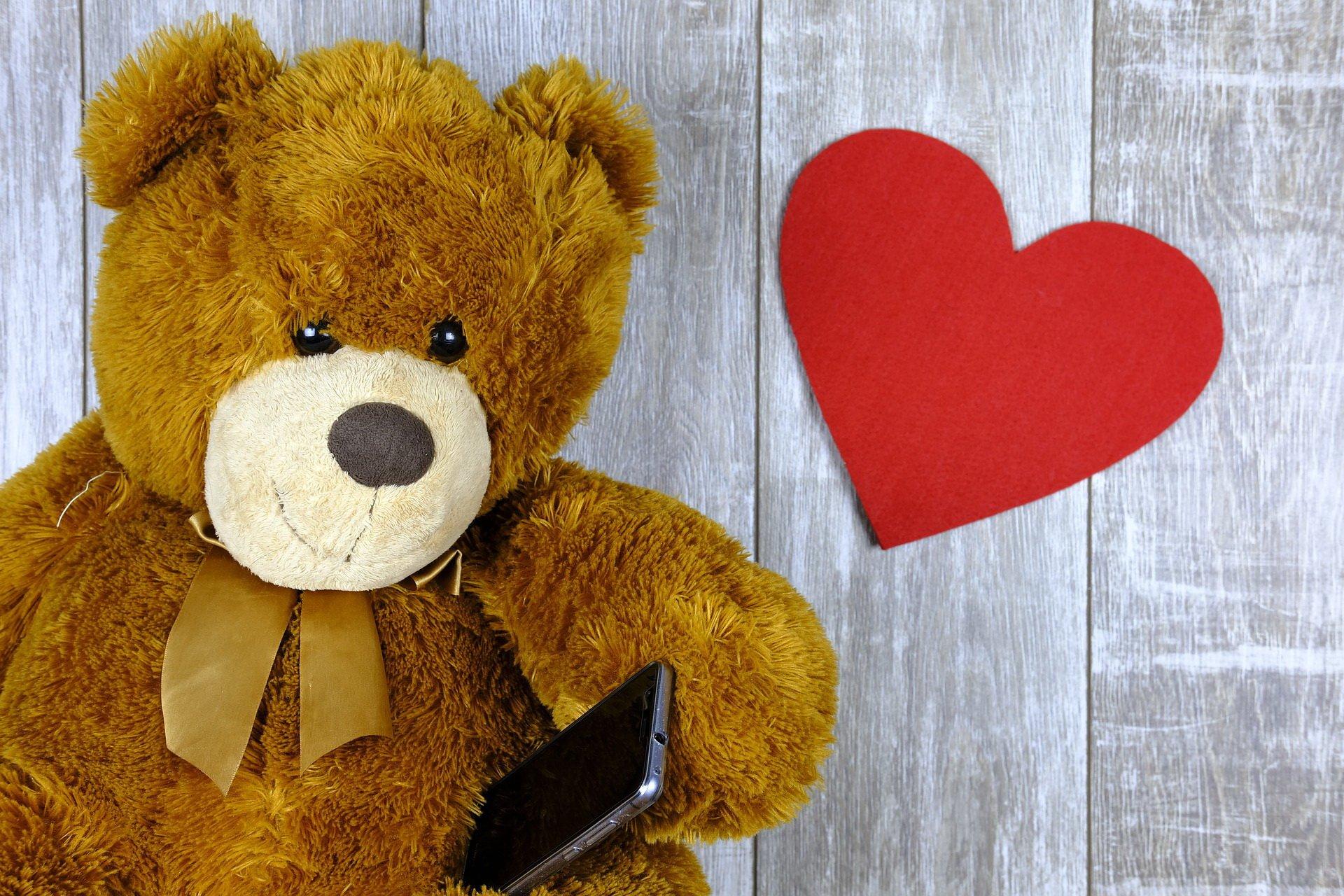 Święto Walentego, wierszyk miłosny dla niego Walentynki dla dzieci