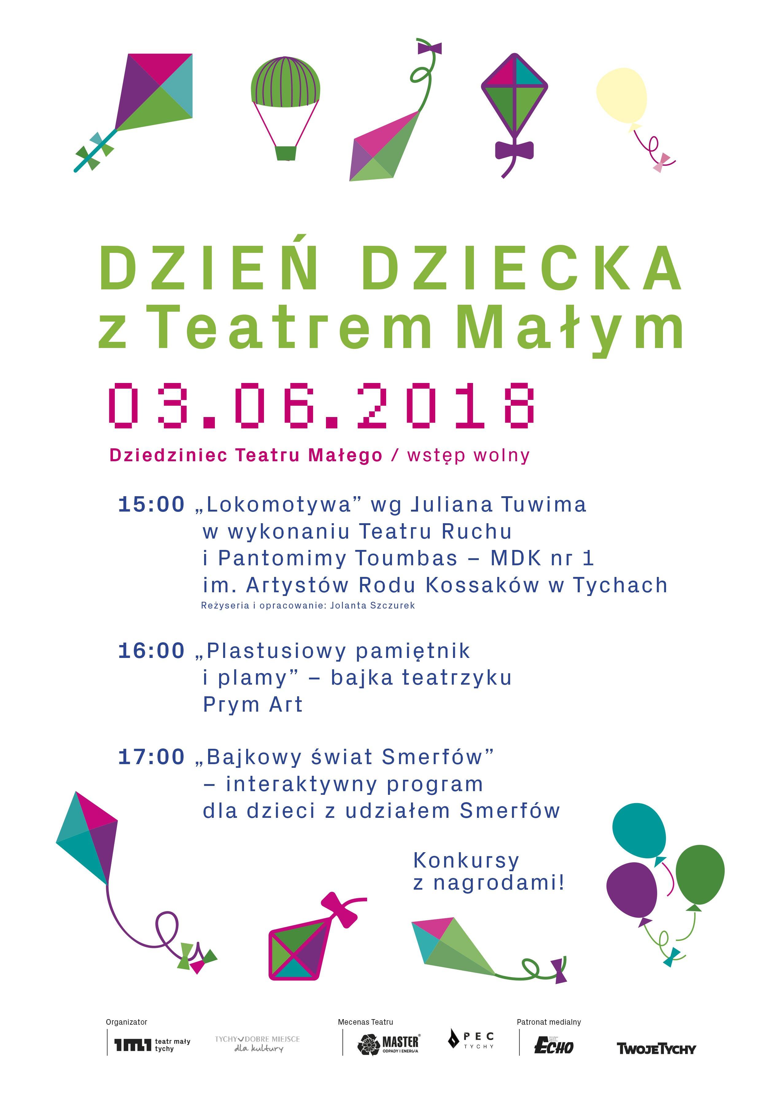 Dzień Dziecka z Teatrem Małym