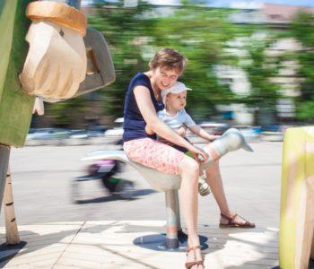 Plenerowy Dzień Dziecka na Placu Wolnica