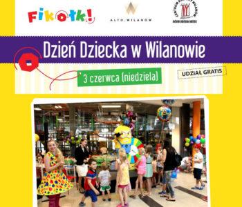 Dzień Dziecka w Wilanowie