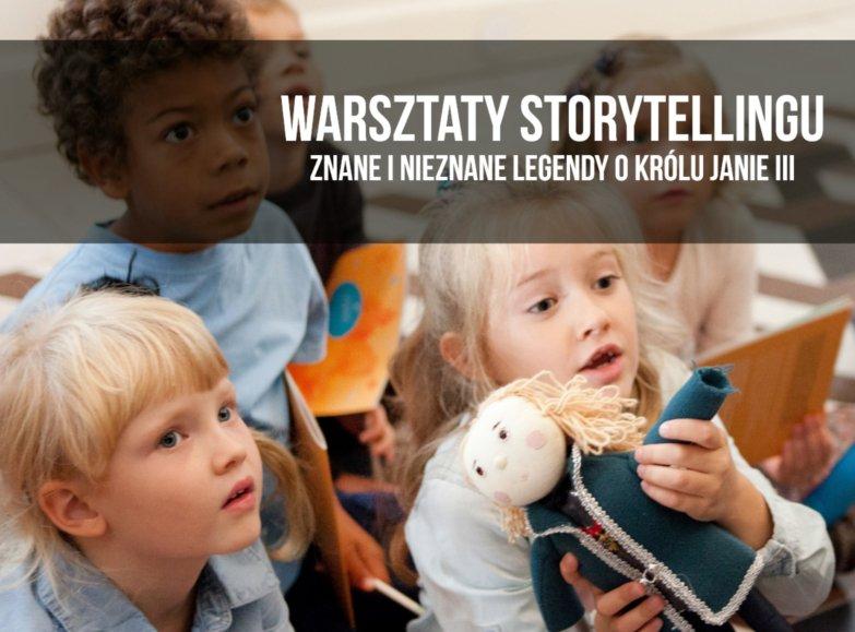 Bezpłatne warsztaty storytellingu dla rodzin