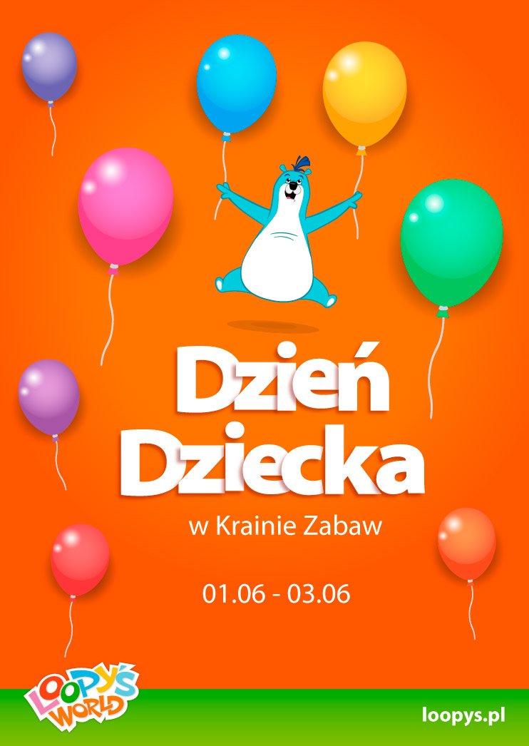 Dzień Dziecka w krainie zabawy - 01.06 – 03.06 Wrocław