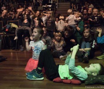 Festiwal Literatury dla Dzieci 2018 w Warszawie
