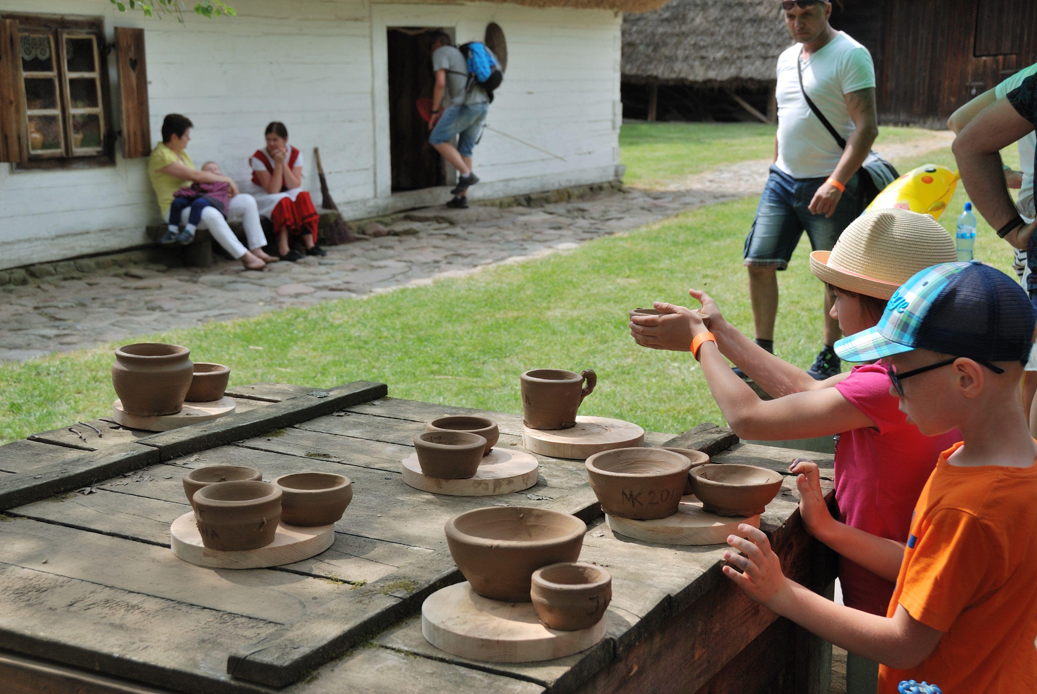 Radosne i kolorowe muzeum, czyli Dzień Dziecka w skansenie