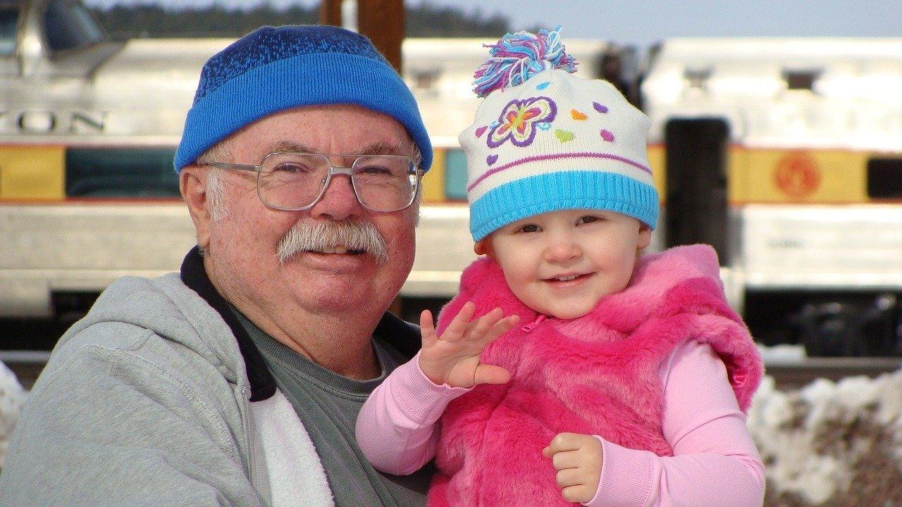 Kochany Dziadku, życzenia dla dziadka