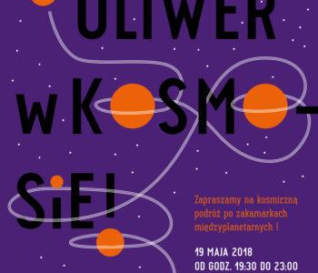 Noc Muzeów 2018 czyli Guliwer w Kosmosie