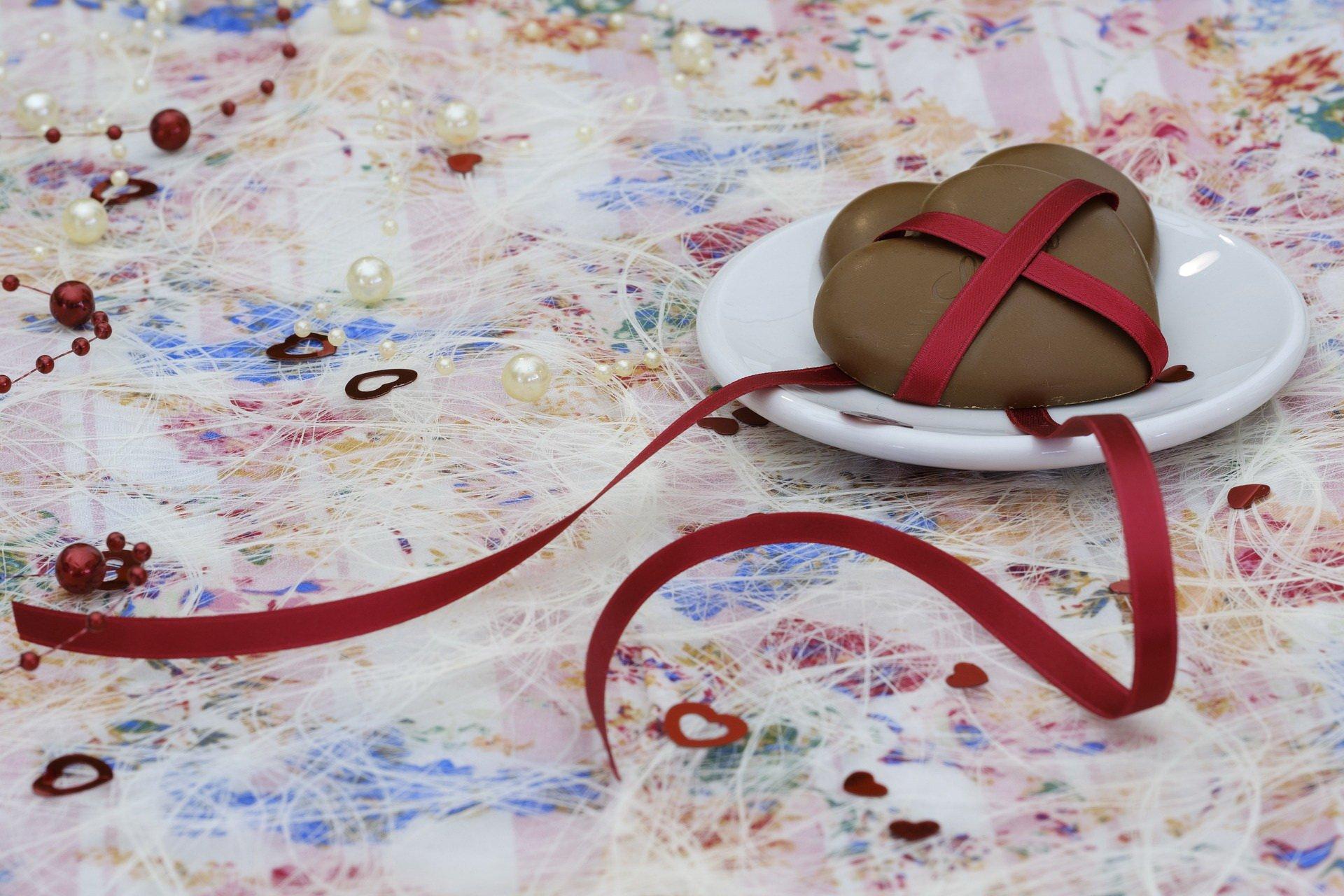 Buziaczki Czekoladą Pachnące Walentynkowe Wierszyki Dla