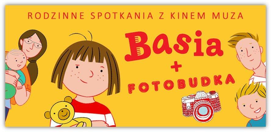 Rodzinne Spotkania z Kinem MUZA - Niech żyją wakacje, z Basią. Sosnowiec
