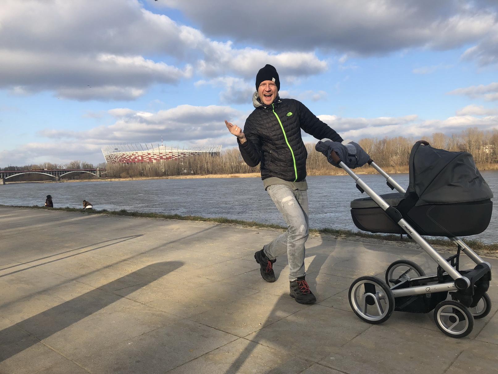 Najlepszy wózek dla dziecka i dla tatusia czyli jakie wózki dla dzieci lubią mężczyźni