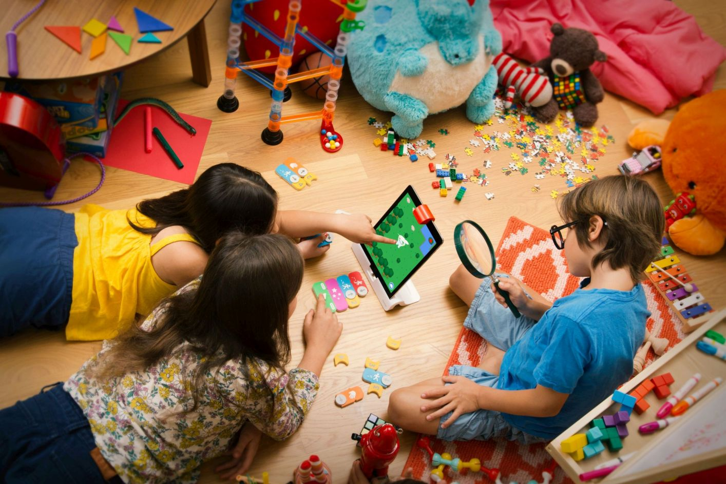 iSpot Family Club, czyli technologia, która łączy ludzi - bezpłatne warsztaty