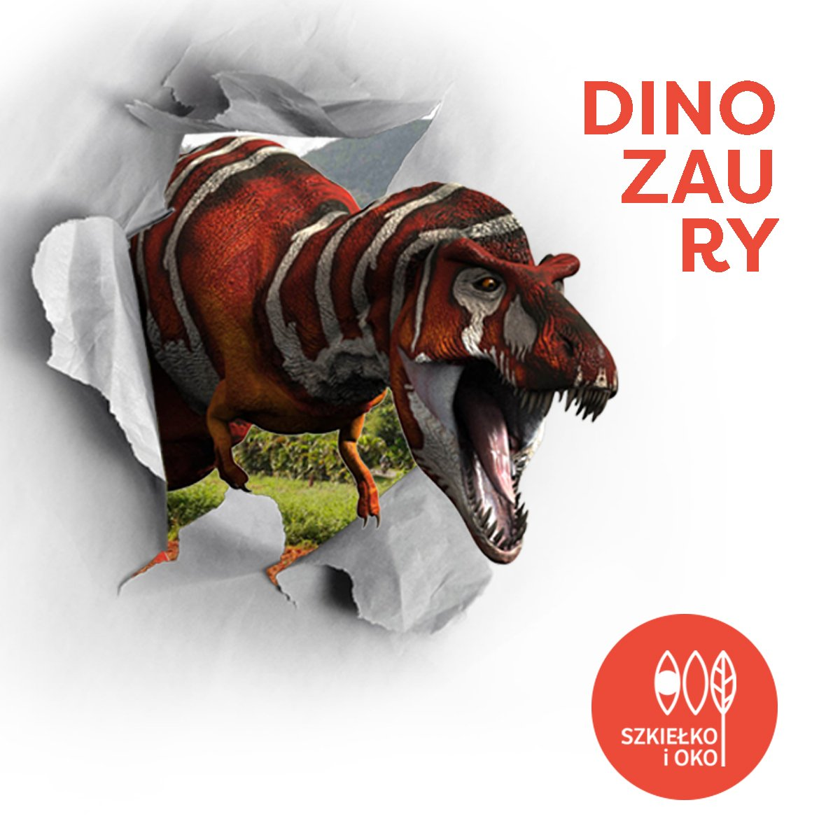 Dinozaury. Warsztaty przyrodnicze ze Szkiełkiem i Okiem