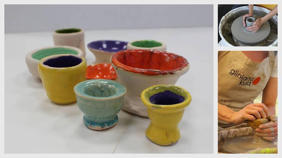 Letnie całodniowe warsztaty ceramiczno - plastyczne. Zapisy