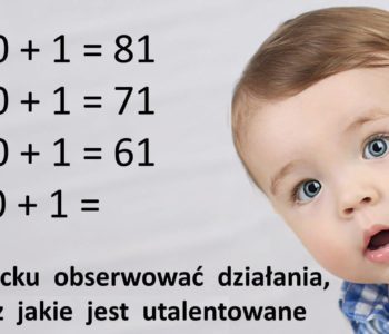 Matematyka dla rozwoju dziecka w wieku 0-6 lat