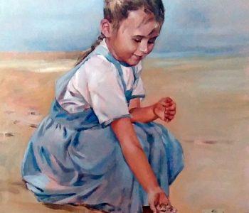 Dzieci na Dzień Dziecka – wystawa malarstwa Jana Dubrowina w Art in House