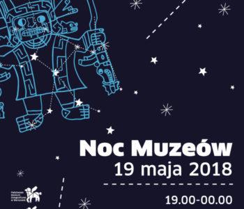 Noc Muzeów w Muzeum dla Dzieci
