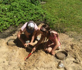 Pod znakiem miecza. Piknik archeologiczny 2018 w Bytomiu
