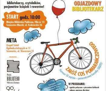 Odjazdowy Bibliotekarz - rajd rowerowy