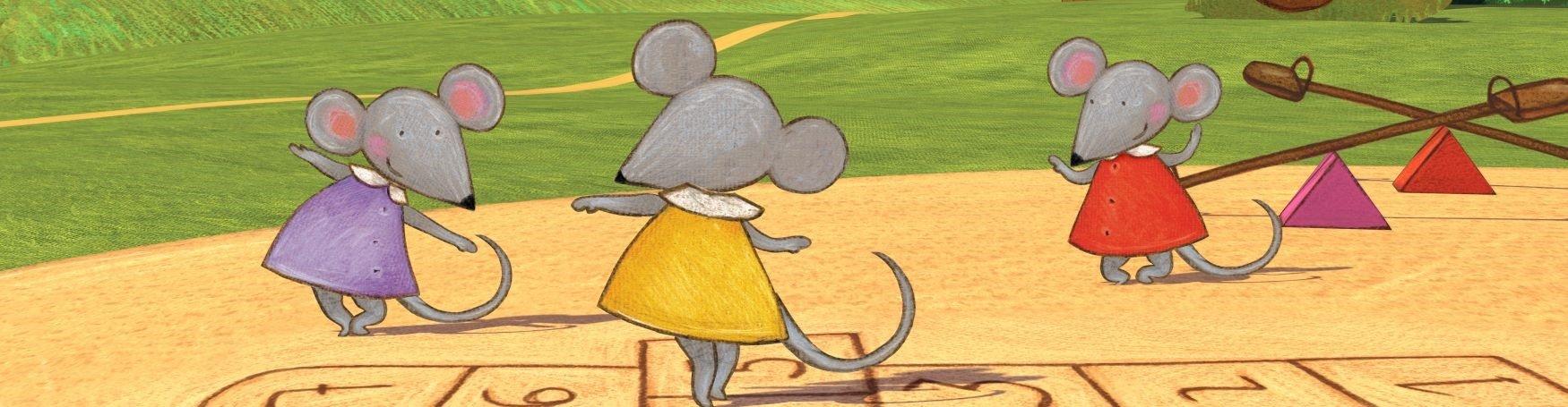 Zabawy w małym kinie - pokaz animacji dla dzieci