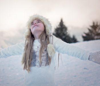 Tupu, tup, po śniegu