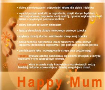Warsztaty Happy Mum z Kofifi