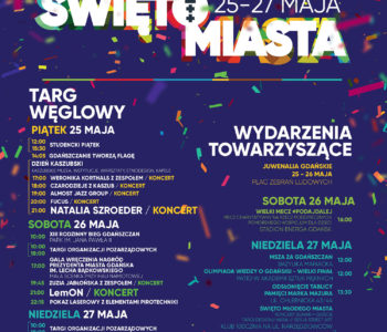 Święto Gdańska 2018