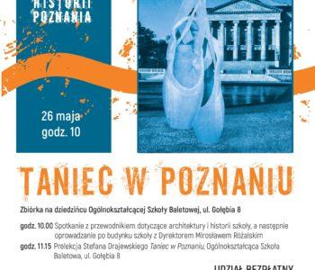 Śladami historii Poznania