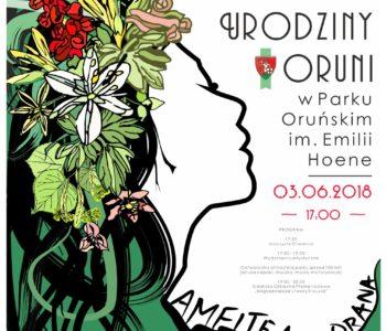 Przystanek - Orunia Park. 680 urodziny Orunii