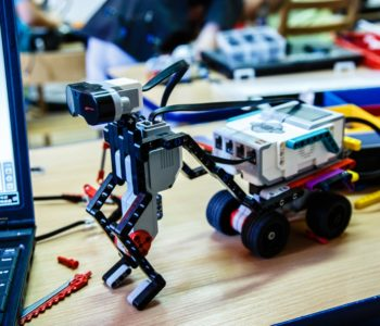 Półkolonie z robotami
