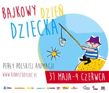 Bajkowy Dzień Dziecka - klasyka polskiej animacji w kinach studyjnych