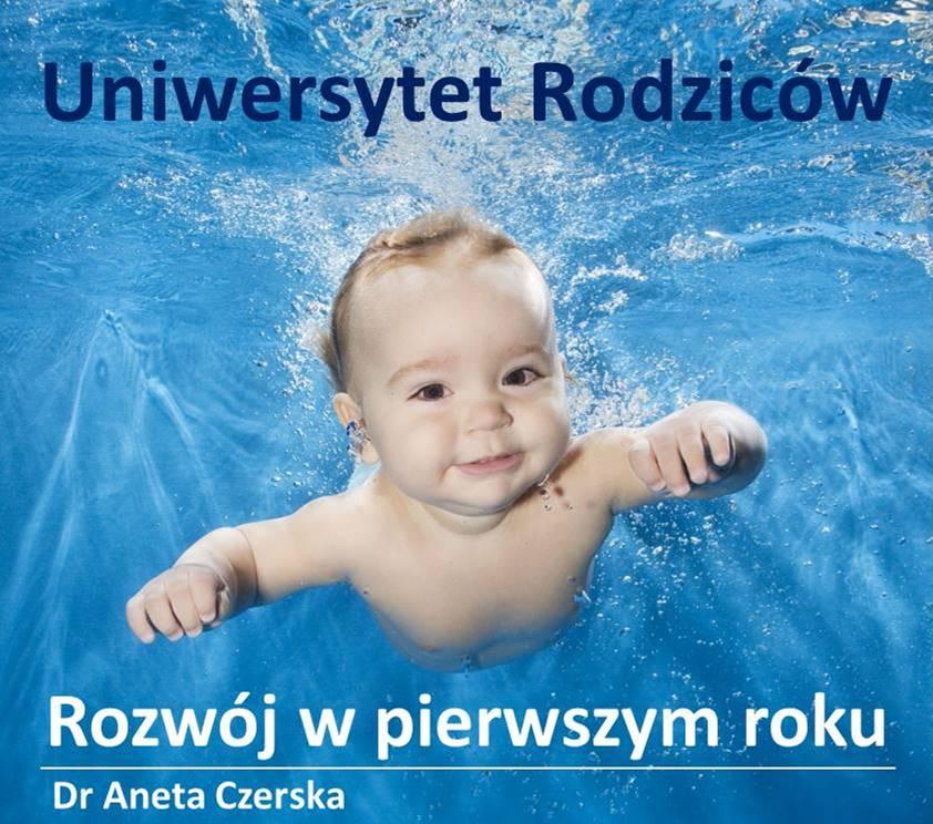 Rozwój w pierwszym roku życia – dr Czerska