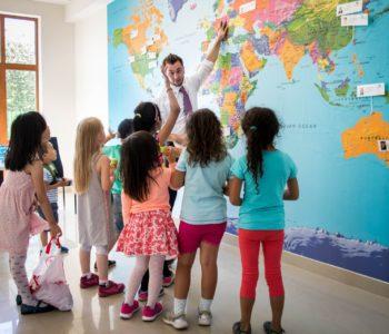 Dzień otwarty i warsztaty dla dzieci w International School of Warsaw
