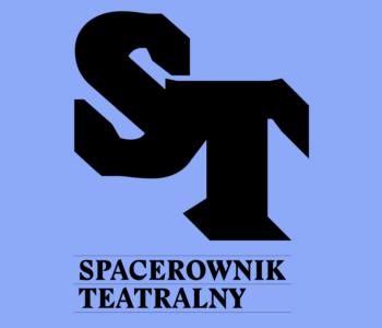 Spacerownik Teatralny dla dzieci, które zabierają na spacer dorosłych
