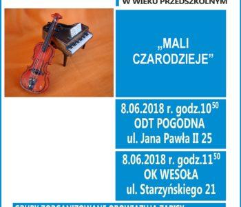 Koncert Filharmonii Narodowej pt. Mali czarodzieje