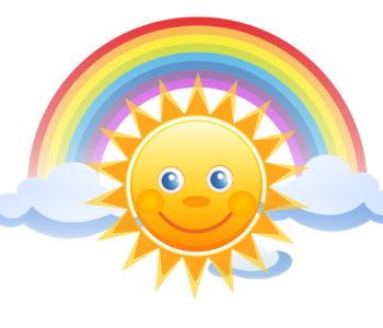 Niech Ci słońce jasno świeci
