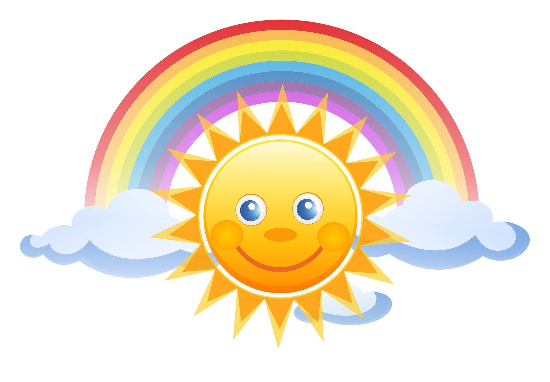 Życzenia na Dzień Dziecka Niech Ci słońce