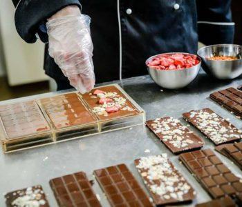 Warsztaty czekoladowe w tygodniu